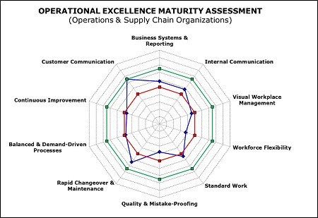 Operational Excellence 360 Assessment